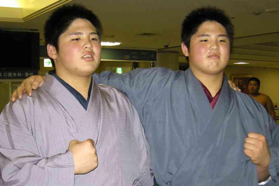 貴乃花部屋から史上初の双子関取誕生 貴公俊新十両昇進 弟は貴源治 (デイリースポーツ)