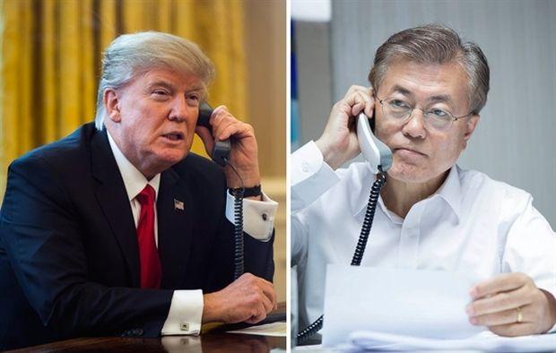 トランプの「文在寅の南北対話を100%支持する」という発言は、韓国大統領府の捏造であった可能性が浮上 : カイカイ反応通信