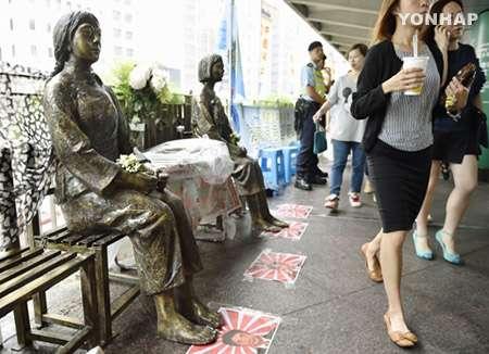 釜山日本総領事館前  強制徴用労働者像設置の動き | 社会/ニュース/ニュース/KBS World Radio