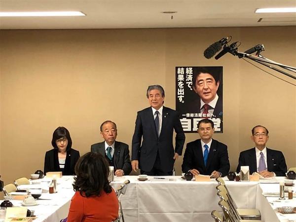 【平昌五輪】安倍晋三首相、自民党反対論の報告受ける - 産経ニュース