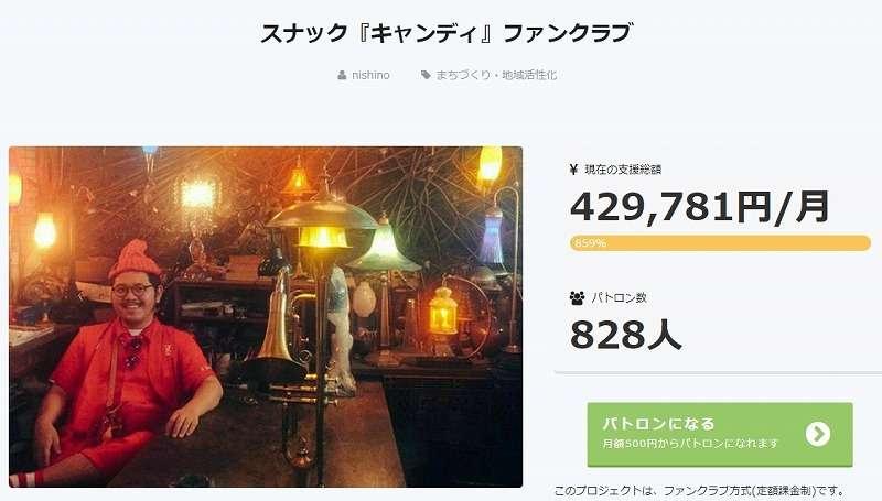 """お酒も料理も全品無料!? キンコン西野亮廣、住所非公開の""""えんとつ町""""風スナックをオープン"""