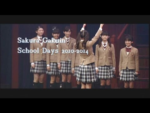 さくら学院 5th Anniv. Mix-School days 2010-2014 - YouTube
