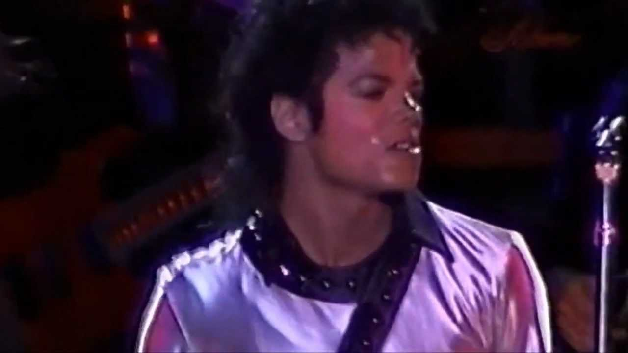 Michael Jackson - Off the wall - [Live] Bad tour - {HD - 720p} - YouTube