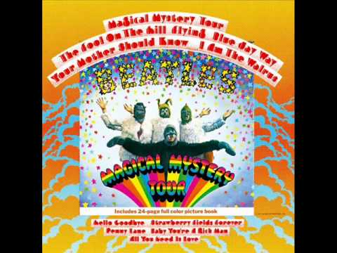 The Beatles- 02- The Fool On The Hill (2009 Mono Remaster) - YouTube