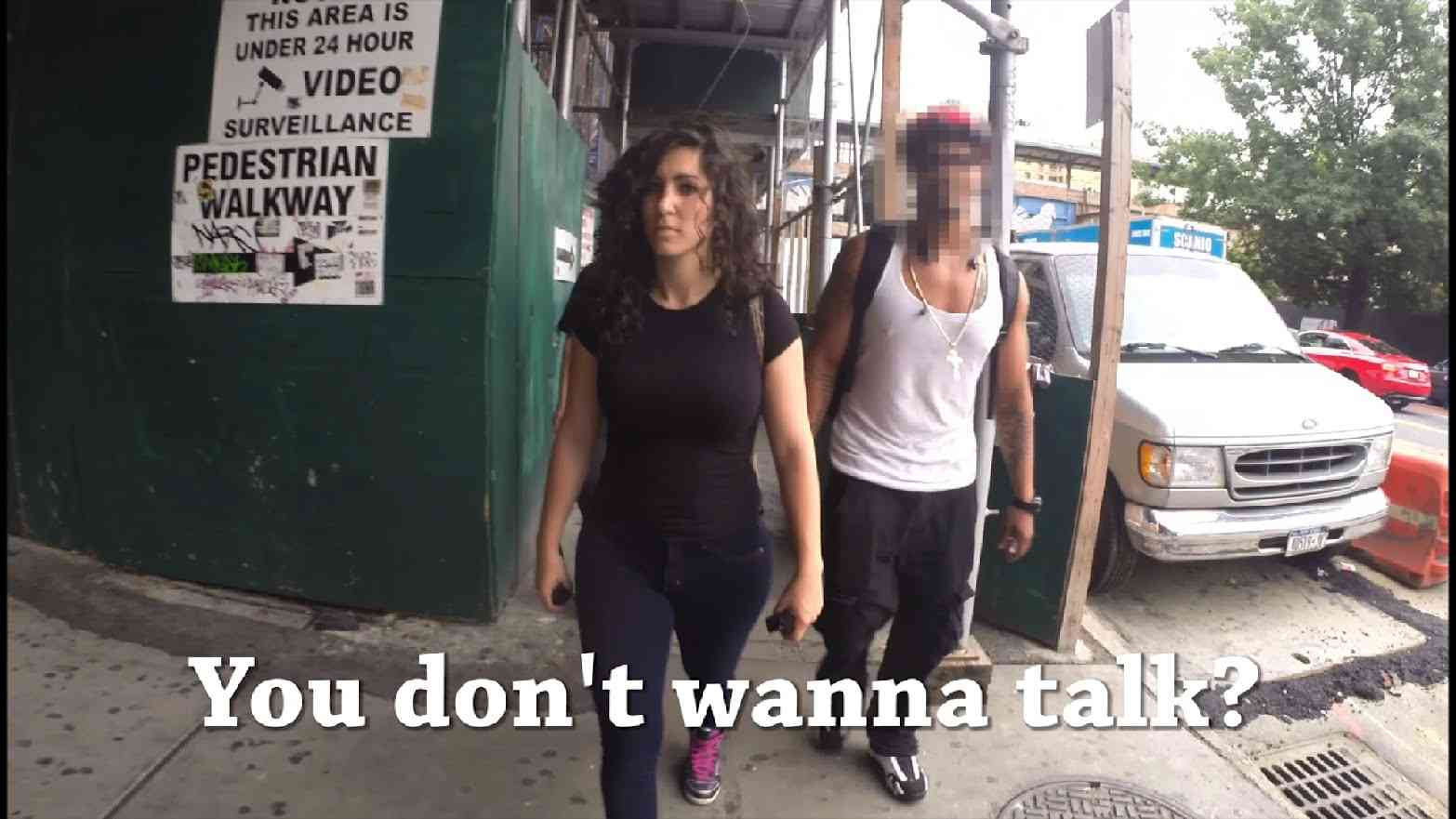 10 Hours of Walking in NYC as a Woman - YouTube