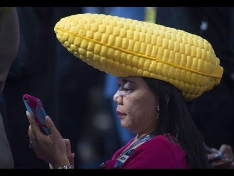 ダサい帽子選手権