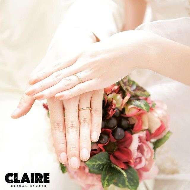 結婚式の際のネイル