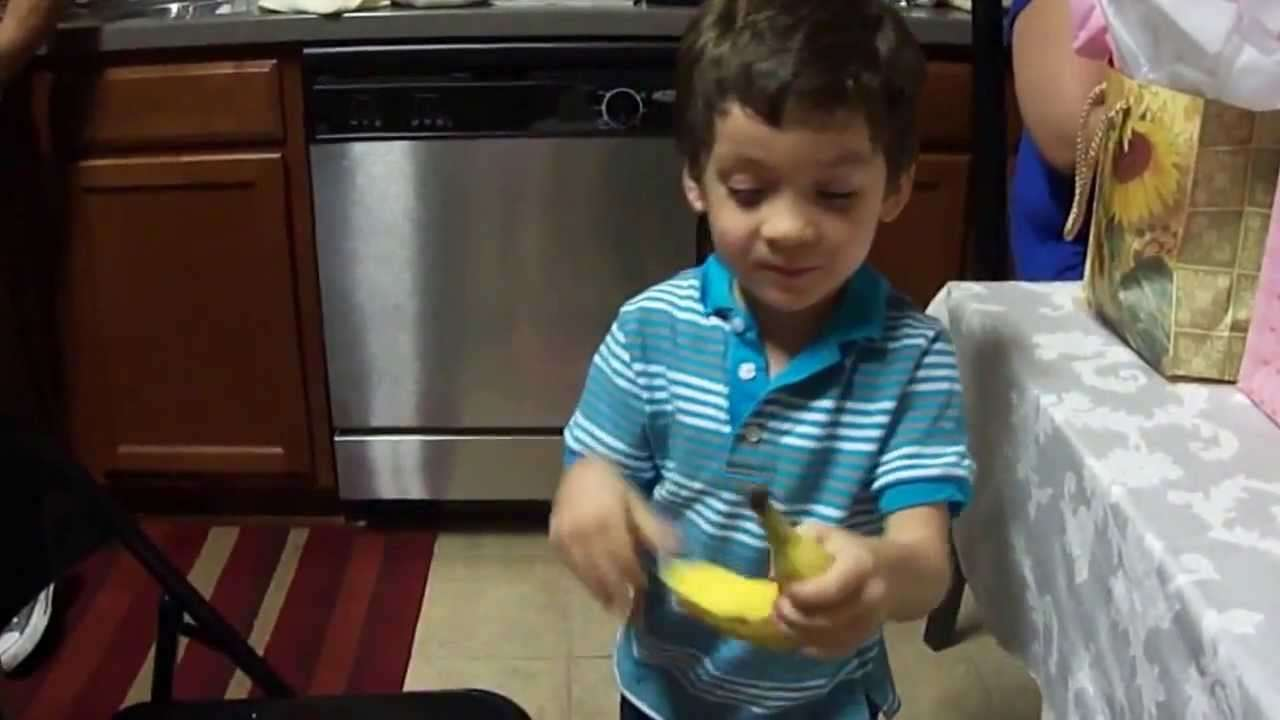 It's the thought that counts Full Video Banana Kid - YouTube