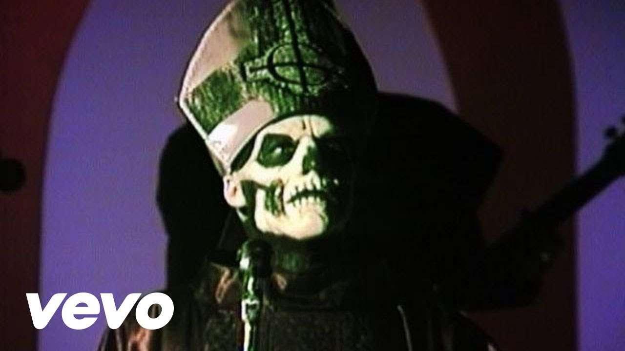 Ghost B.C. - Secular Haze - YouTube