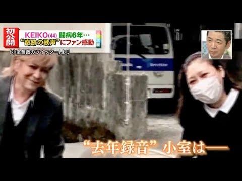 小室哲哉 「病気後の妻KEIKOの声です」(2017 ミヤネ屋) - YouTube