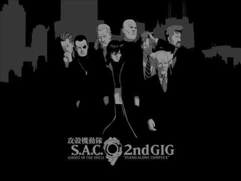 攻殻機動隊 GET9 full - YouTube