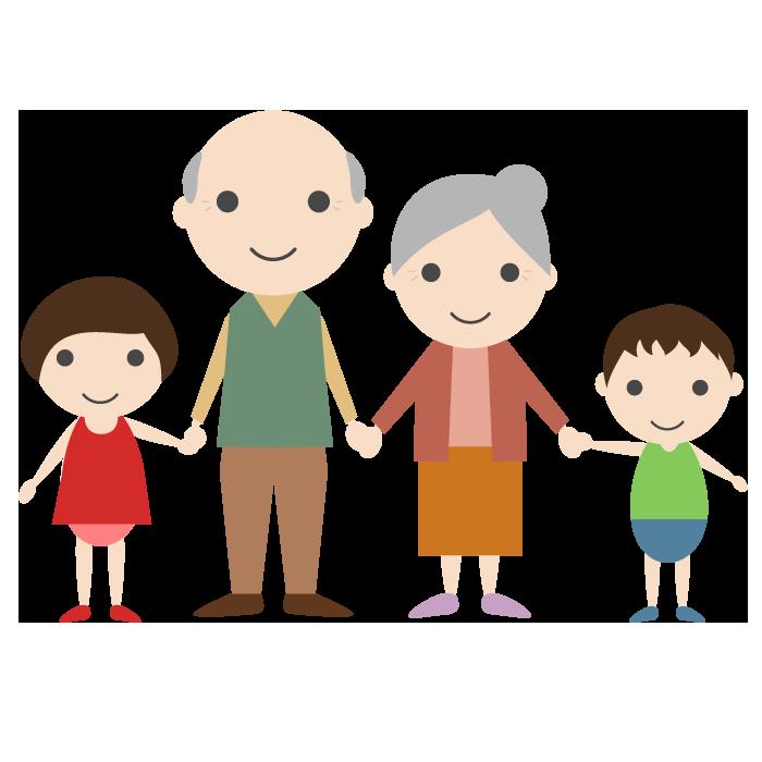 祖父母に頻繁に子どもを預かってもらう事について