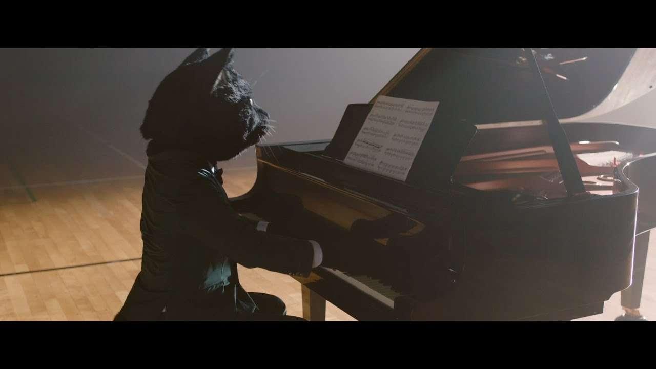 ねこふんじゃった | Black Cat Ballad - YouTube