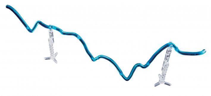 「東京メトロ路線図」のガシャポンが登場!高低差まで再現 9つ集めると…
