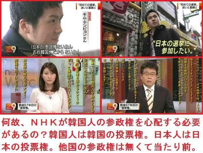 NHKあるある