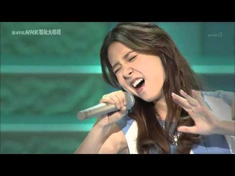 第49回NHK福祉大相撲 May j. 小林幸子 高安 20160221 - YouTube