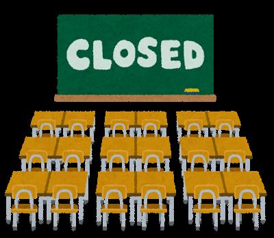 学級閉鎖の過ごし方