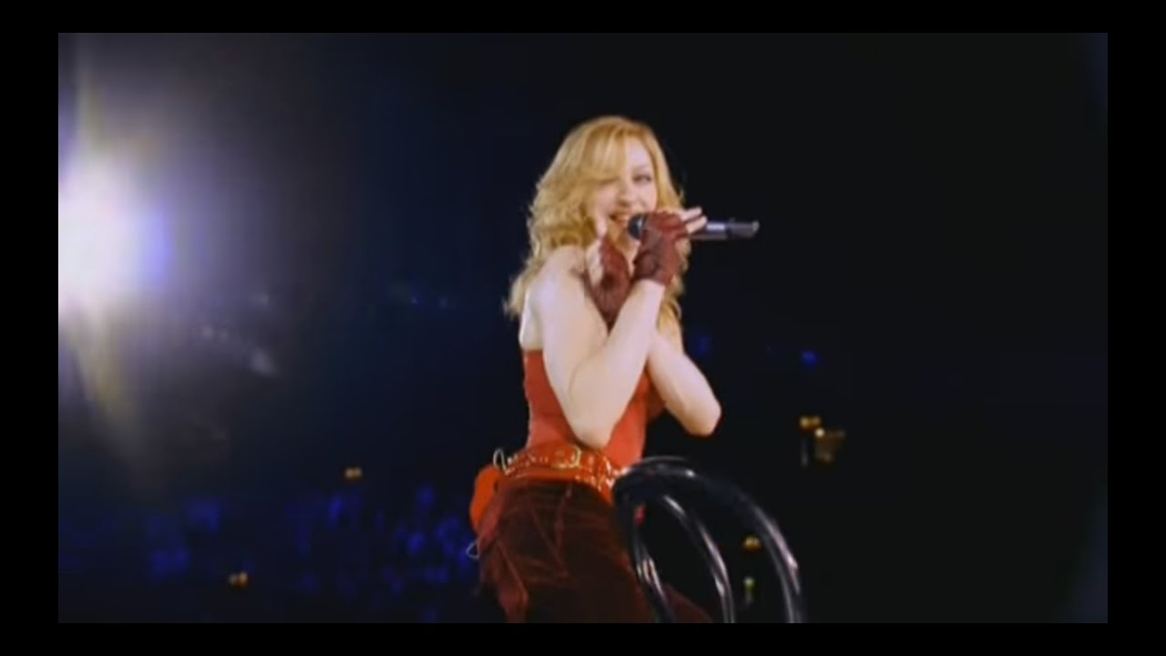 Madonna - Like It Or Not [Confessions Tour] - YouTube