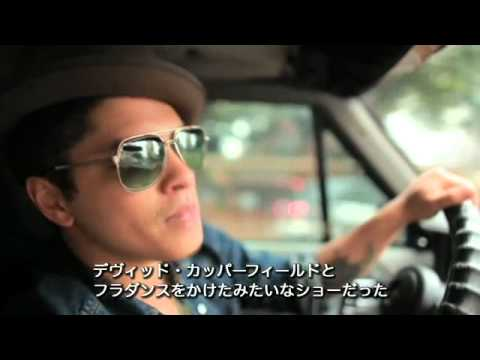 BRUNO凱旋 Bruno Mars Coming Home Part.2 - YouTube