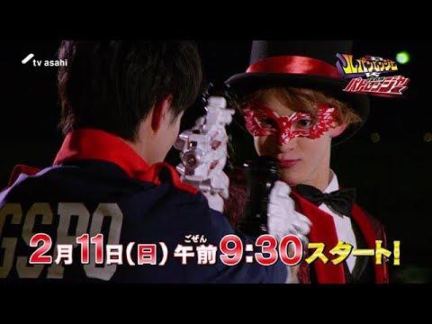 快盗戦隊ルパンレンジャーVS警察戦隊パトレンジャー スペシャル動画 - YouTube