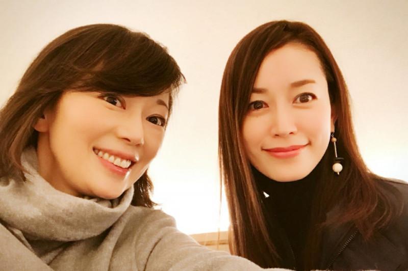 細川直美、葉月里緒奈とランチ「細くて美しい」と変らぬスタイルを絶賛|ニフティニュース