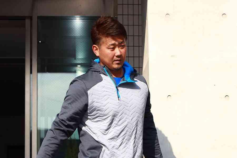 松坂大輔が中日の入団テストに合格 背番号は本人希望で「99」