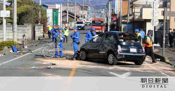 接触事故、何度も…免許返納に応じず:朝日新聞デジタル