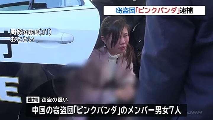 窃盗団「ピンクパンダ」逮捕、宝石展示会で真珠など盗んだ疑い TBS NEWS