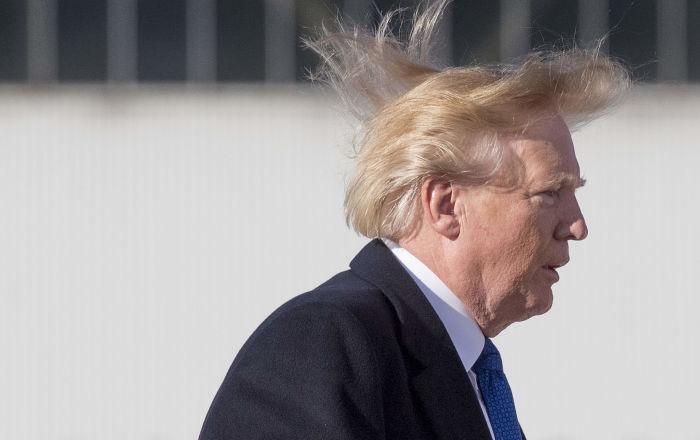 トランプ氏の髪型の秘密が明らかに - Sputnik 日本