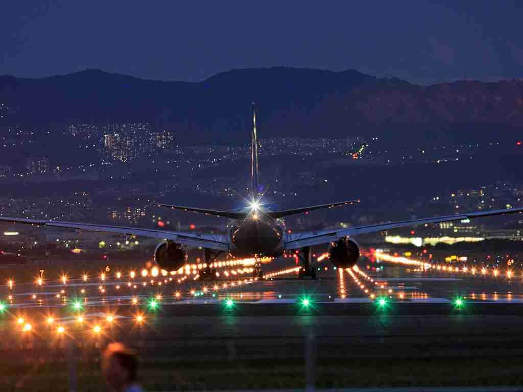 【海外】初めての飛行機、気をつけること