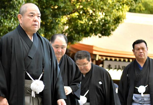 相撲協会4人組が指示した隠ぺい事件 貴乃花親方不信の決定的理由、八角理事長「内々で済む話だろう」 (1/3ページ) - zakzak