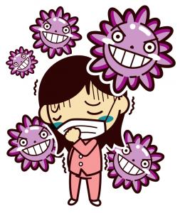 インフルエンザ、全国で猛威 推定患者数171万人