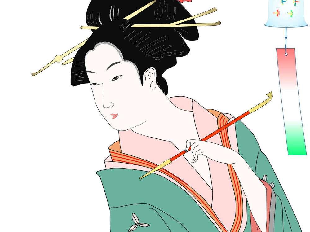遊女との結婚を誇る江戸、風俗嬢との結婚を隠す現代 | 江戸の性