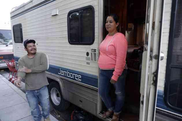 シリコンバレーの影:家賃高騰、仕事のあるホームレスが急増 月11万の車上生活も | NewSphere