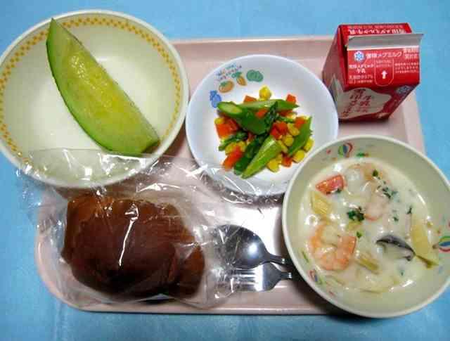 アジの開き→ちくわ メロン→半分 給食に食材高騰の波 (朝日新聞デジタル) - Yahoo!ニュース