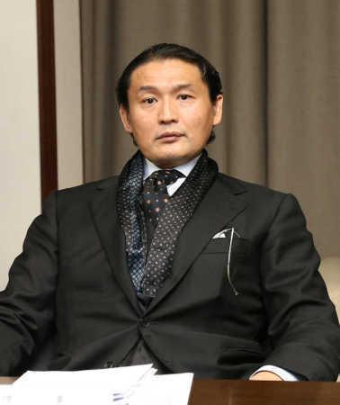 貴乃花親方の理事解任発表 臨時評議員会、全会一致で承認 (スポニチアネックス) - Yahoo!ニュース