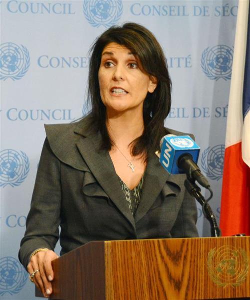 【北朝鮮情勢】「核放棄しない限り真剣に受け止めない」 米国連大使、南北対話に懐疑的 - 産経ニュース