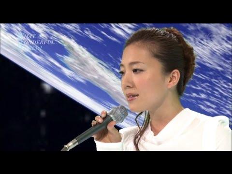 平原綾香/威風堂々 - YouTube