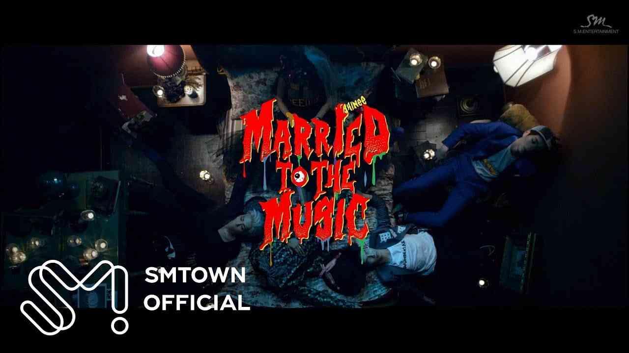SHINee 샤이니 'Married To The Music' MV - YouTube