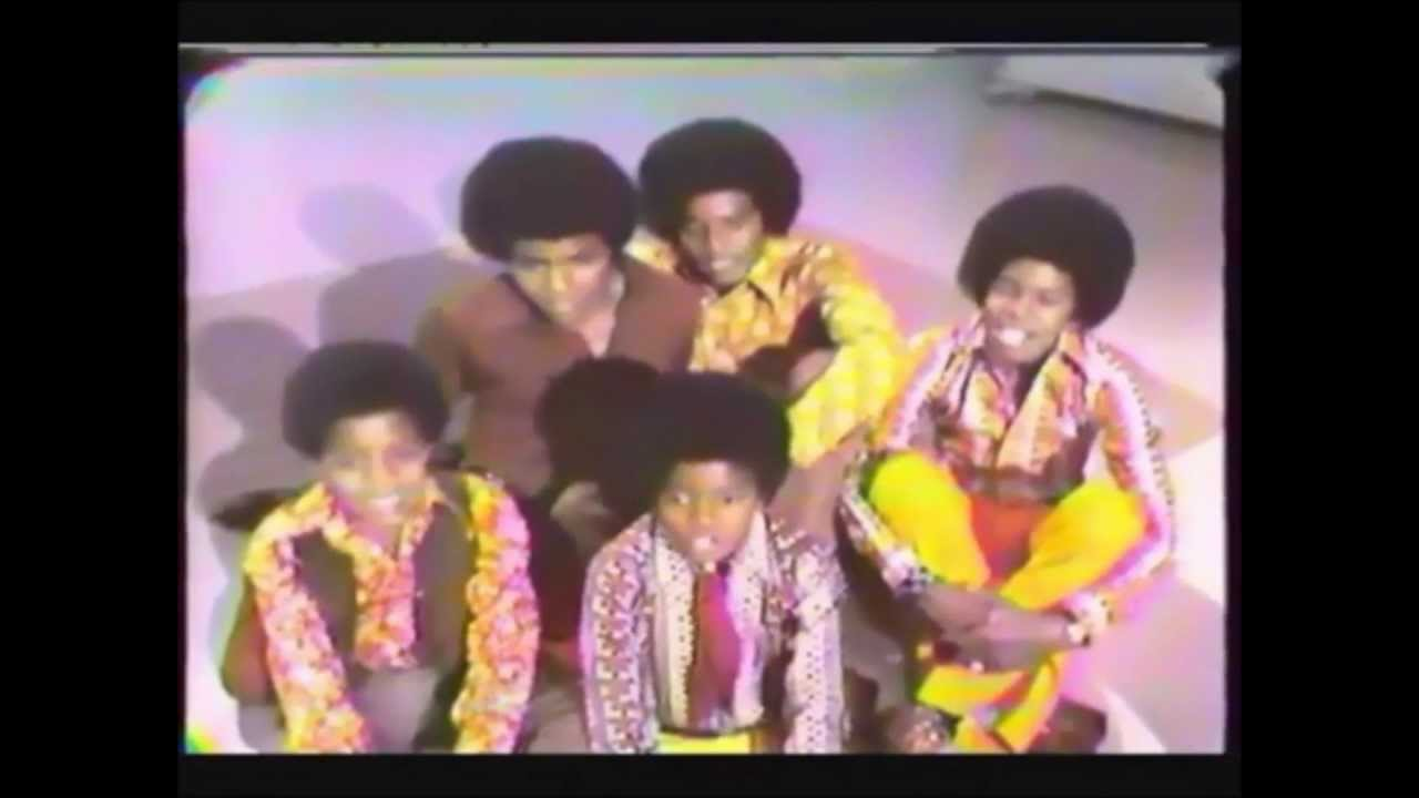 The Jackson 5 - Let It Be 1970 and 1974 - YouTube
