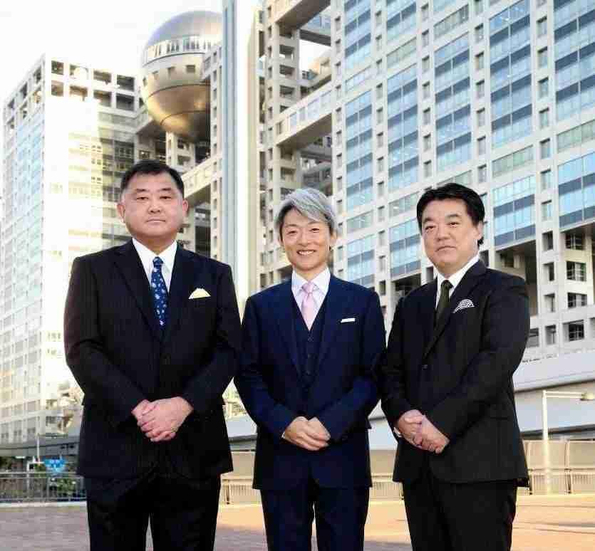 NHKの麿、登坂淳一アナ フジ「プライムニュース」メインキャスターに転身