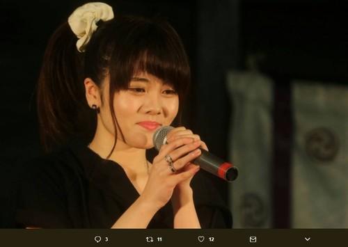 女子高生アイドルの輝星あすかが担当マネとの間に第1子を授かる 結婚には言及せず|ニフティニュース