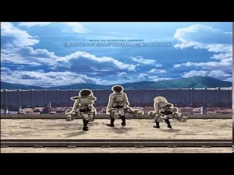 Shingekin no Kyojin OST CD1 01 attack ON titan - YouTube