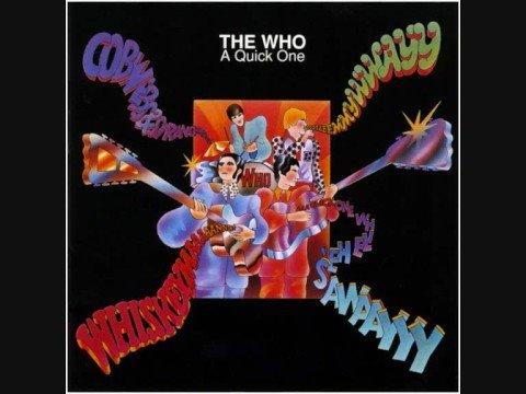 The Who - Whiskey Man - YouTube
