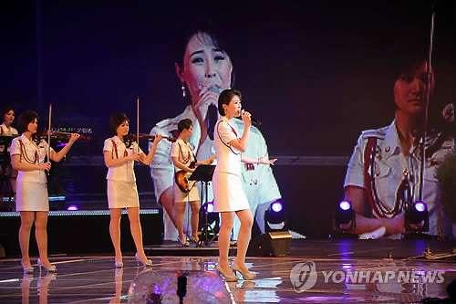 北朝鮮初のガールズグループ9人が公開処刑 妻のスキャンダルを隠蔽するために火炎放射器刑 | ゴゴ通信