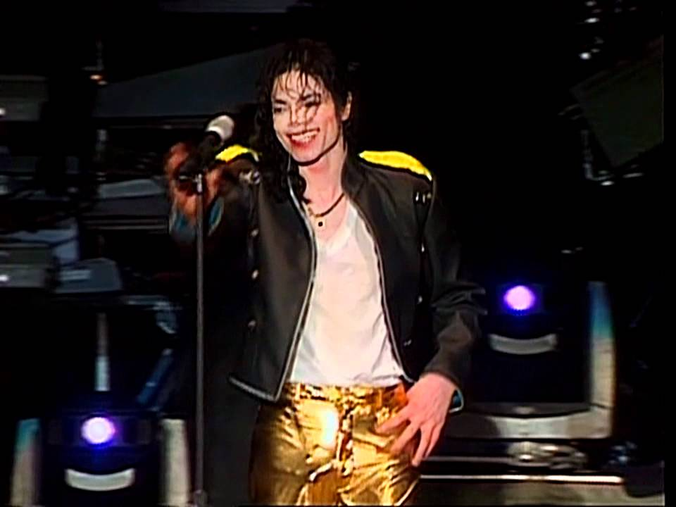 Michael Jackson - I Want You Back - Live in Munich 1997 - YouTube