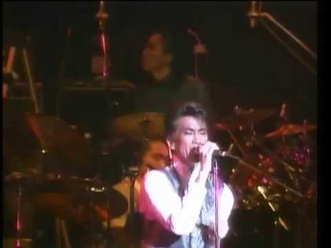 [安全地帯] じれったい 拒绝再玩 [Live 1987 To me at 武道館] - YouTube