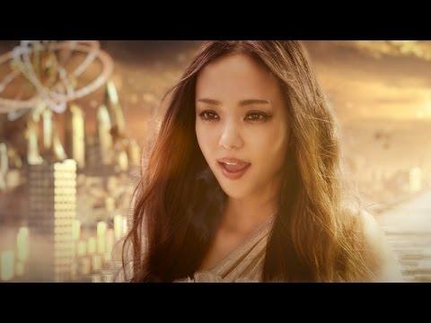 安室奈美恵「Hero」NHKオフィシャル・ミュージックビデオ - YouTube