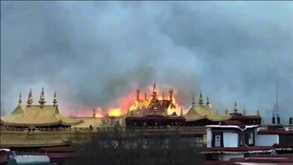 世界遺産チベット寺院の炎上映像削除 中国当局、情報統制 - 産経ニュース