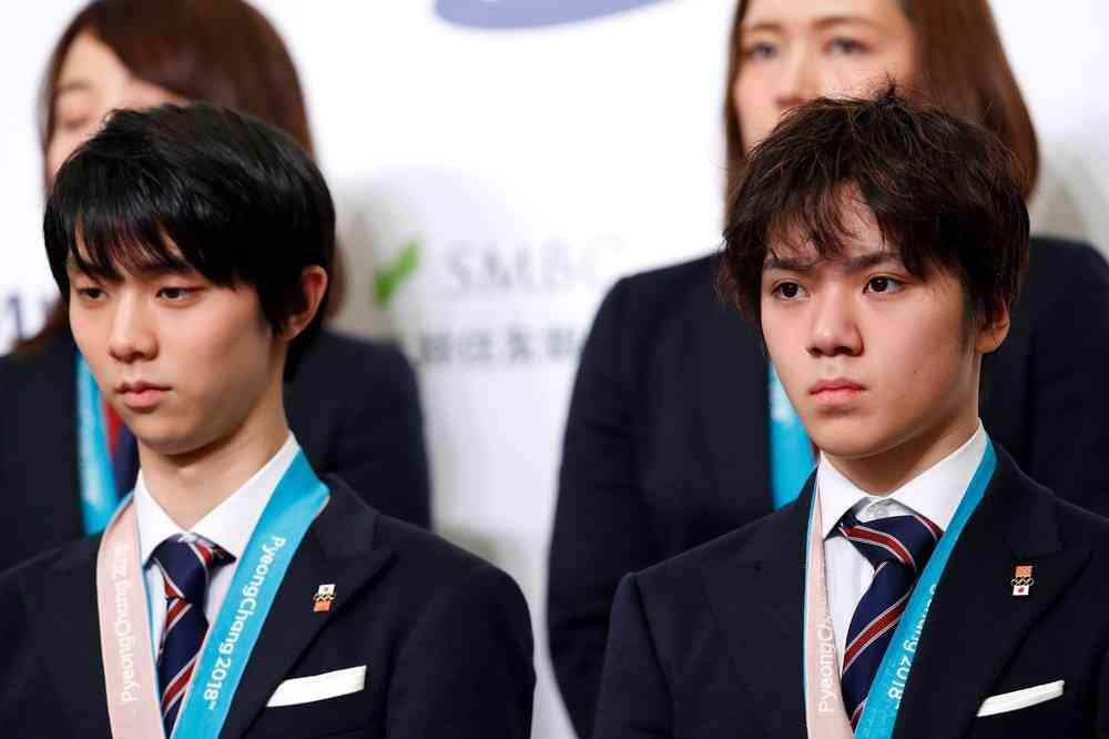 全文表示 | 宇野昌磨の会見ネクタイ曲がってる... 「萌え死ぬ」「可愛すぎ」 : J-CASTニュース